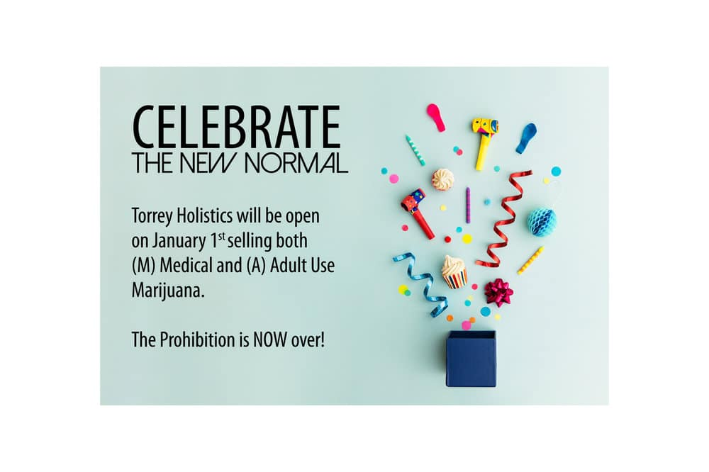 California's Bureau of Cannabis Control Awards First Adult Use License To San Diego-Based Torrey Holistics