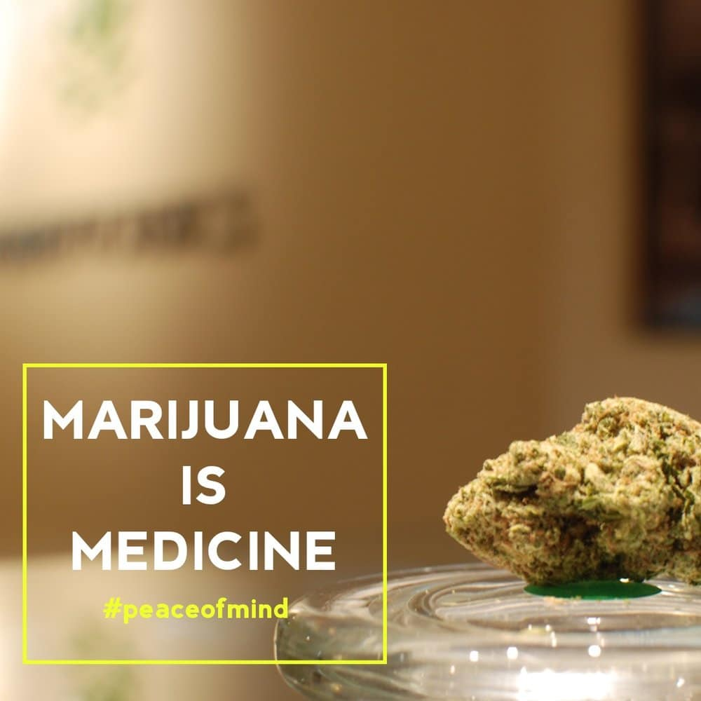 medical marijuana relief