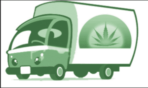 cannabis delivery