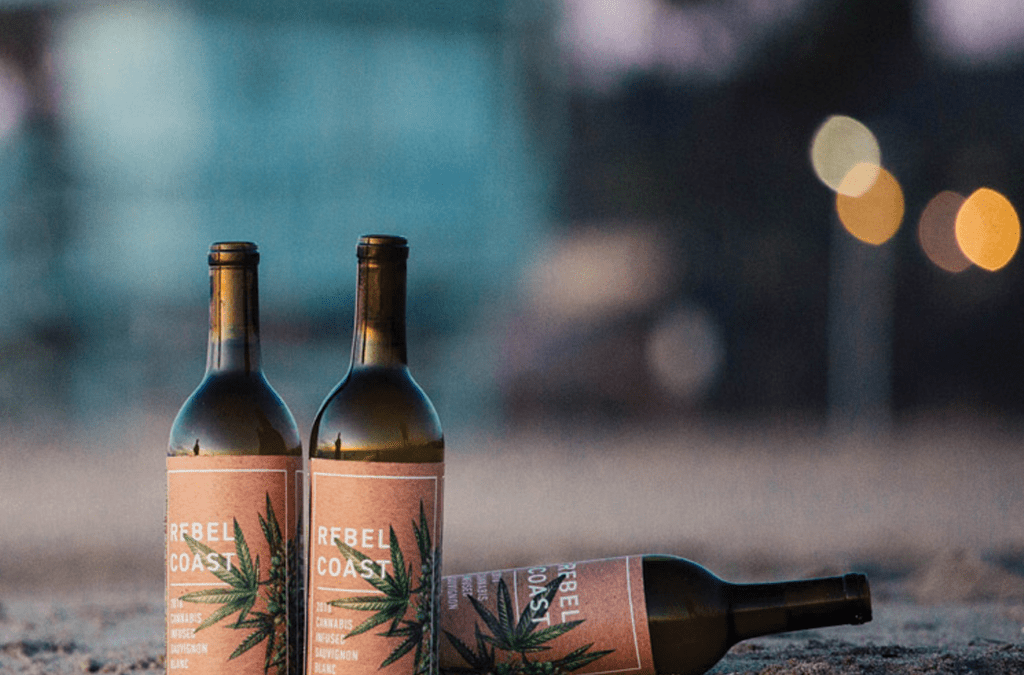 Cannabis Wine – Introducing The First Cannabis Infused Wine