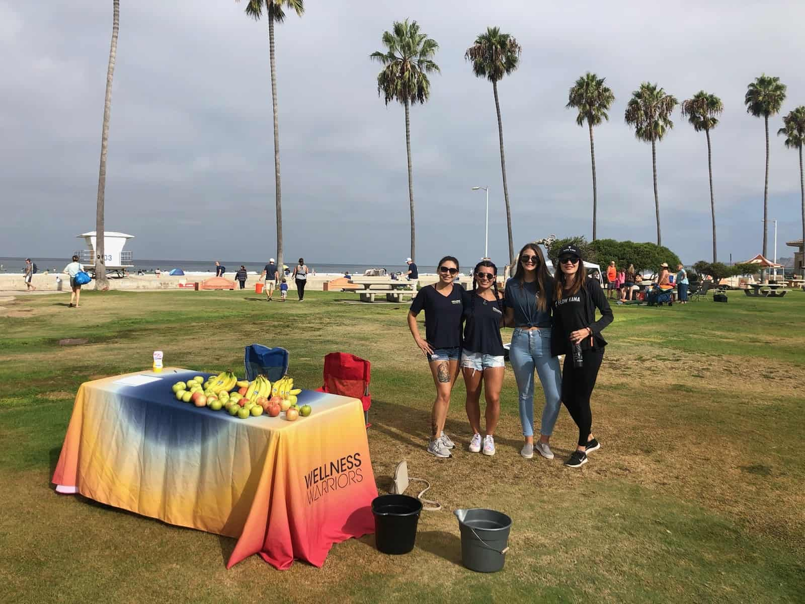 Torrey Holistics participating in Coastal Cleanup Day 2019