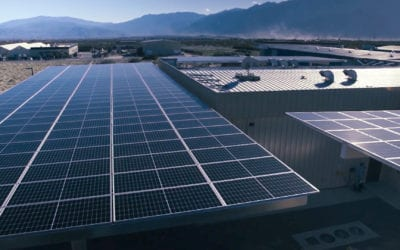 Shining a Light on Sustainability with Canndescent's Solar Project