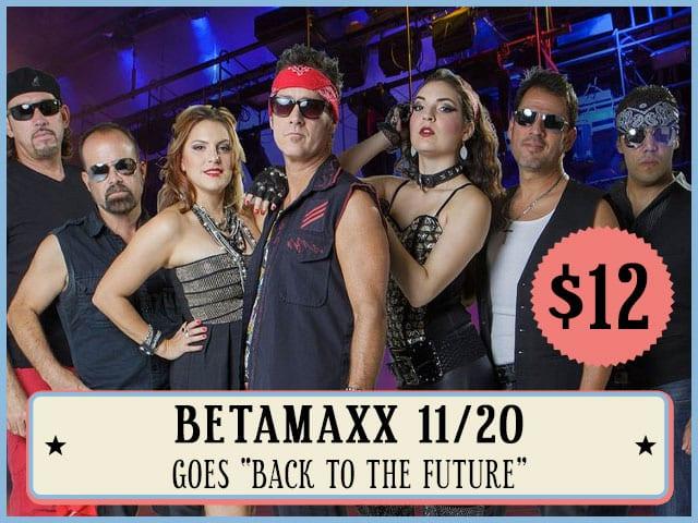 BETAMAXX 11/20