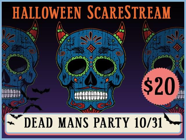 Dead Man's Party 10/31
