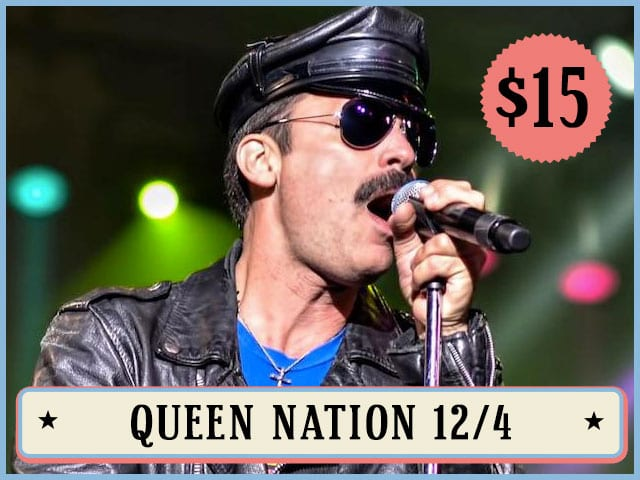 Queen Nation 12/4