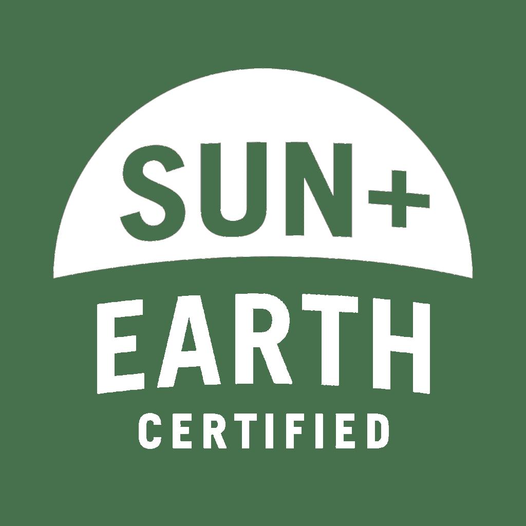 Sun+Earth logo