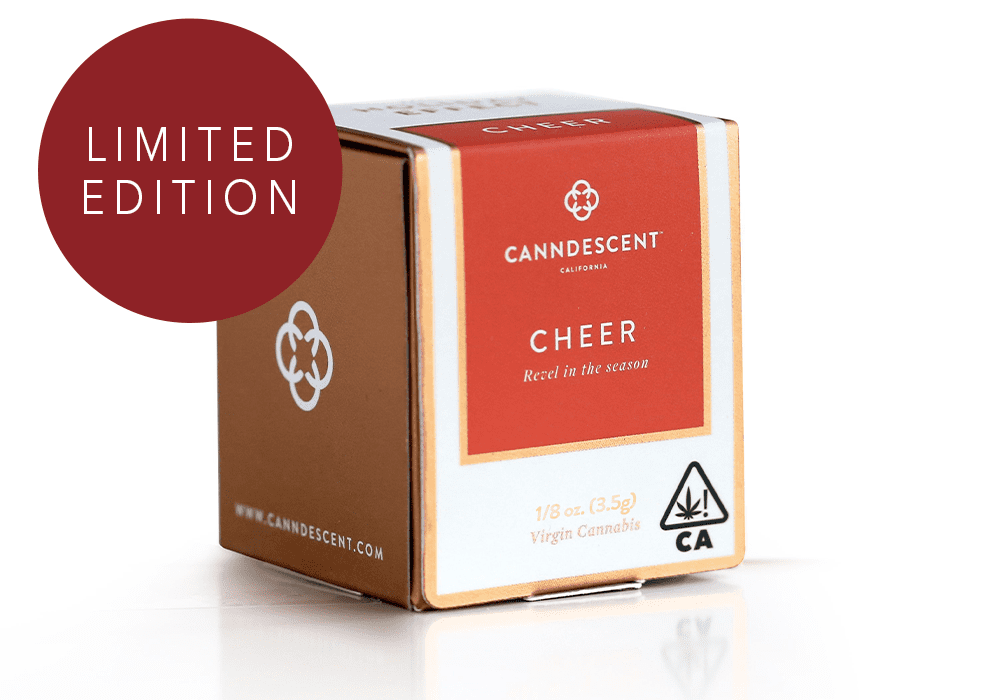 Canndescent limit-edition Cheer Effect