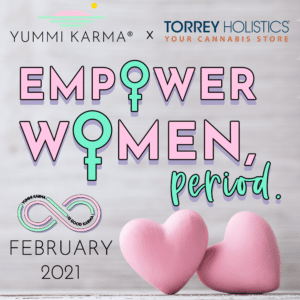 Empower Women, Period.