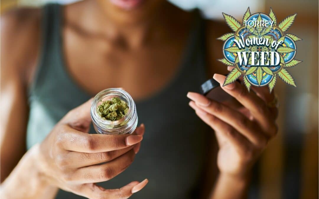 Cannabis for Women's Wellness