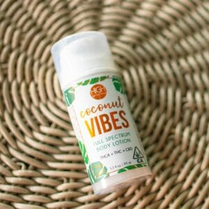 High Gorgeous Coconut Vibes Body Lotion