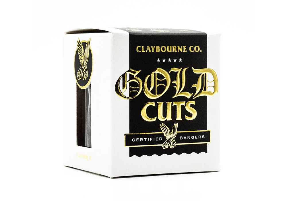 Claybourne Co. Gold Cuts