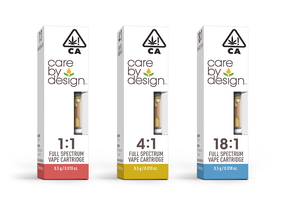 Care By Design vape cartridges