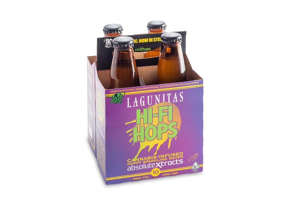 Lagunitas Hi Fi Hops 4 Pack