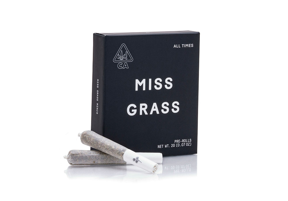 Miss Grass All Times Minis 5-Pack