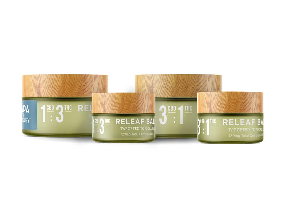 Papa & Barkley Releaf Balms