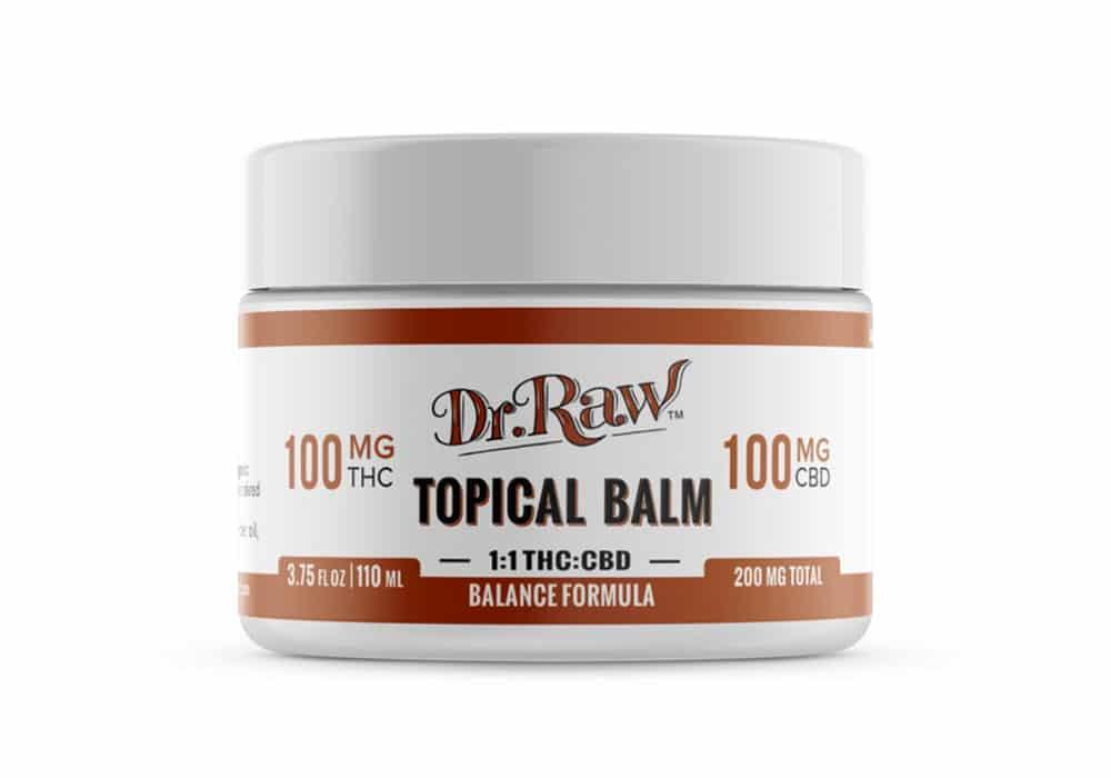 Dr. Raw Balance Balm