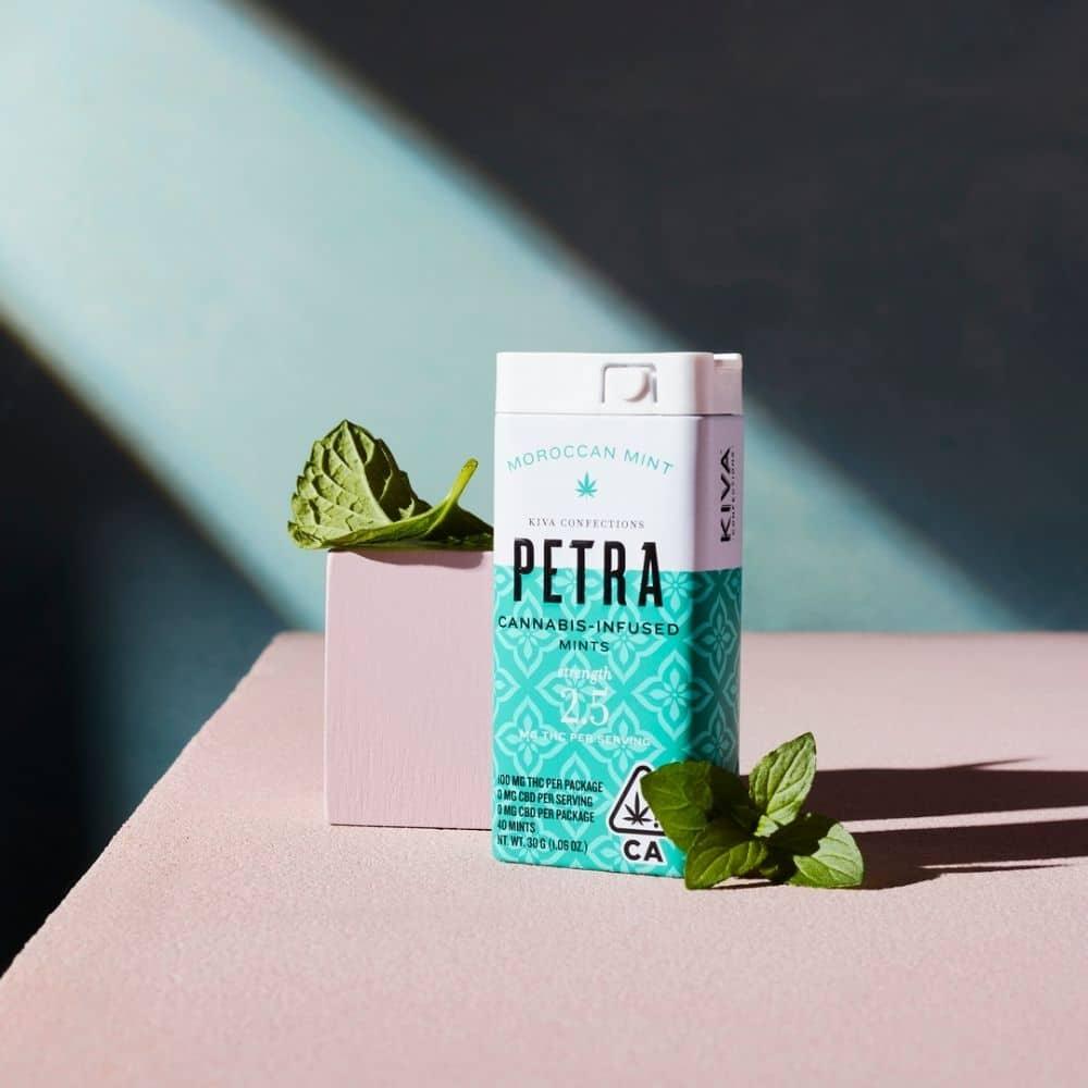 Kiva Petra Moroccan Mints