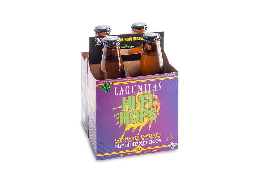 Lagunitas Hi Fi Hops Reverb THC