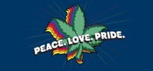 Peace. Love. Pride.