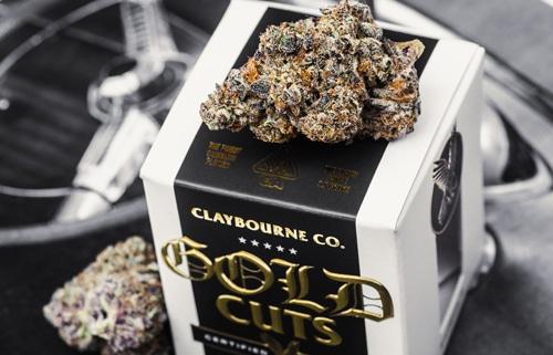 Claybourne Gold Cuts