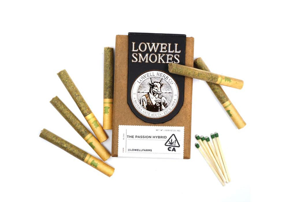 Lowell Herb Co. Pre-Roll 6-Pack