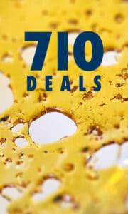 710 Deals - Cannabis OIL
