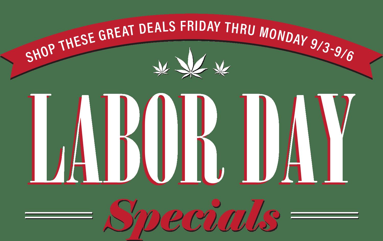 Labor Day Specials