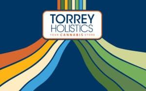 Torrey Holistics Cannabis logo header background