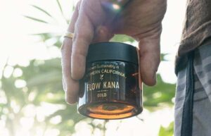 Flower Kana Gold
