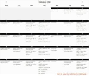 Torrey Holistics Deals Promos Customer Event Calendar